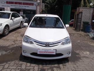 2013 Toyota Etios 1.5 VX