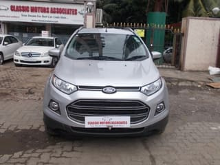 2014 Ford Ecosport 1.5 Ti VCT AT Titanium