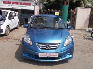 2013 Honda Amaze EX i-Dtech
