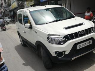 2016 Mahindra NuvoSport N6