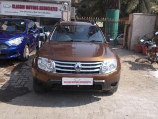 2015 Renault Duster Petrol RxE