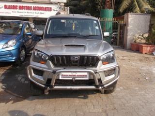 2015 Mahindra Scorpio S6 Plus 8 Seater