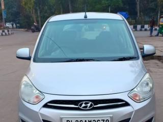 2011 Hyundai i10 Sportz 1.2 AT