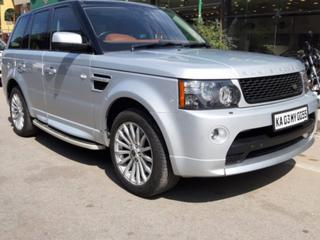 2012 Land Rover Range Rover Sport 2005 2012 HSE