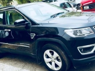 2017 Jeep Compass 2.0 Longitude