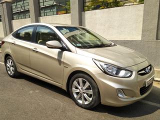 2011 Hyundai Verna 1.6 SX VTVT