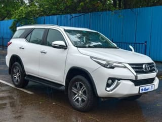 Used Toyota Fortuner in India - 484 Second Hand Cars for
