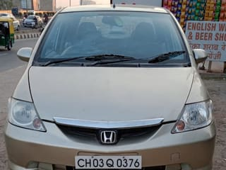 2008 Honda City EXi
