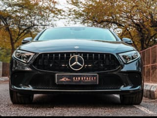 2019 मर्सिडीज सीएलएस-क्लास 300डी