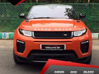 2016 Land Rover Range Rover Evoque 2.0 TD4 ஹெச்எஸ்இ Dynamic