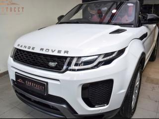 2018 Land Rover Range Rover Evoque மாற்றக்கூடியது HSE Dynamic