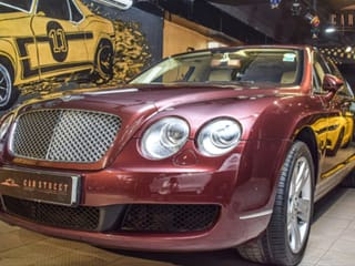 2008 Bentley Continental Flying Spur BSIV