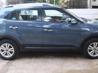 2016 Hyundai Creta 1.6 CRDi SX Plus