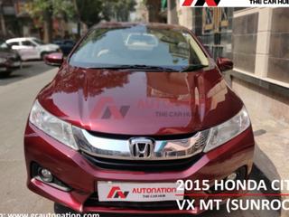 2015 Honda City i VTEC VX