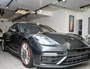 2017 Porsche Panamera Tubro Executive