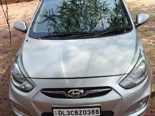 2012 ஹூண்டாய் வெர்னா 1.6 எஸ்எக்ஸ் CRDI (O) AT