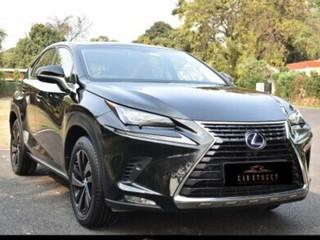 2018 Lexus NX 300h Luxury