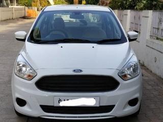 2017 Ford Figo Aspire Facelift