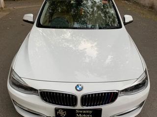 2018 BMW 3 Series GT Luxury Line