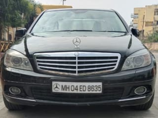 2010 Mercedes-Benz New C-Class 220 CDI AT