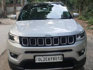 2018 Jeep Compass 2.0 Limited Option