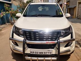 Mahindra XUV500 W11 Option