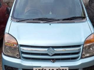 Maruti Wagon R LXI LPG BSIV