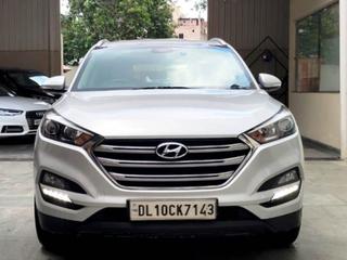 Hyundai Tucson 2.0 Dual VTVT 2WD AT GL