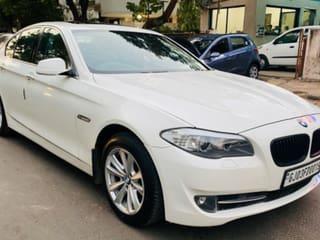BMW 5 Series 520d Sedan