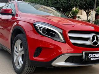 Mercedes-Benz GLA Class 200 Sport