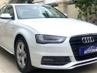 Audi A4 2.0 TDI Premium Sport Limited Edition