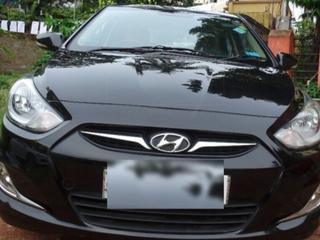 Hyundai Verna 1.4 CRDi