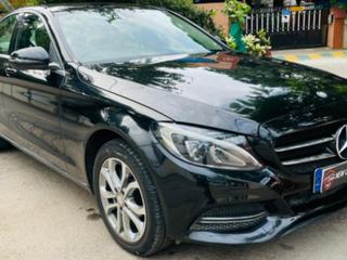 Mercedes-Benz New C-Class C 220 CDI Elegance AT