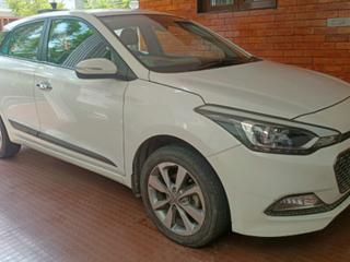 Hyundai i20 Asta Option Diesel
