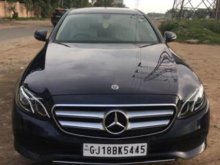 Mercedes-Benz E-Class Exclusive E 220 d BSIV