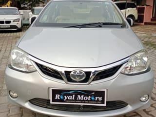 Toyota Etios 1.4 VD