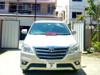 Toyota Innova 2.5 Z Diesel 7 Seater