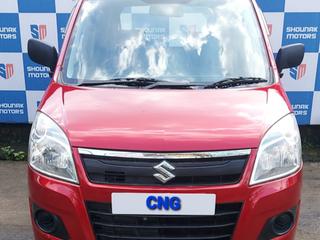 Maruti Wagon R CNG LXI Opt BSIV