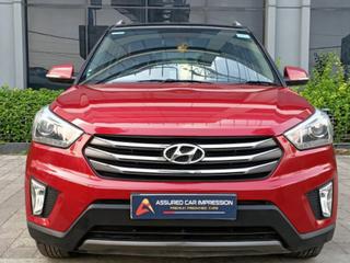 Hyundai Creta 1.6 VTVT SX Plus Dual Tone