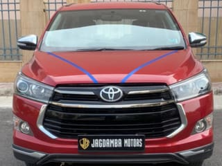 Toyota Innova Crysta Touring Sport 2.4 ZX AT