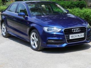 Audi A3 35 TDI Technology