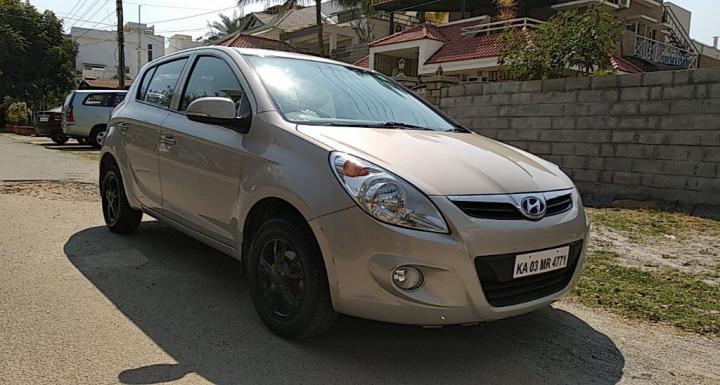 Hyundai i20 1.2 Sportz Option