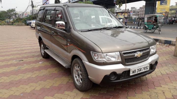 Chevrolet Tavera LT 9 Str BS IV