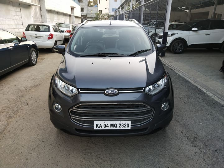 Ford Ecosport 1.5 Ti VCT AT Titanium