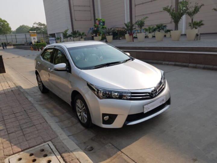 Toyota Corolla Altis VL AT