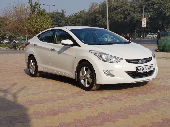 Hyundai Elantra CRDi SX