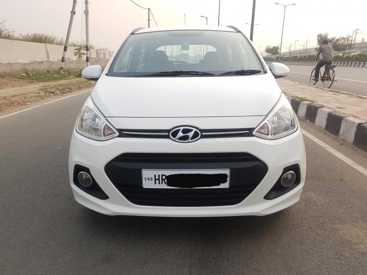 Hyundai Grand i10 Asta Option AT