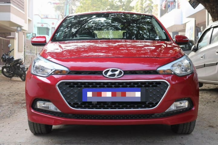 Hyundai Elite i20 Diesel Asta Option