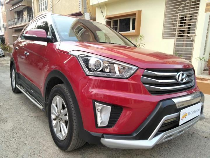 Hyundai Creta 1.6 SX Plus Dual Tone Petrol