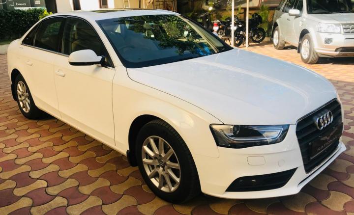 Audi A4 35 TDI Technology Edition